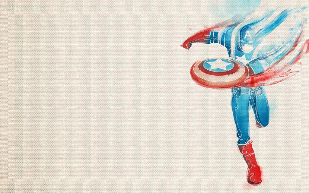 Captain America   Wallpaper by razzann 1024x640