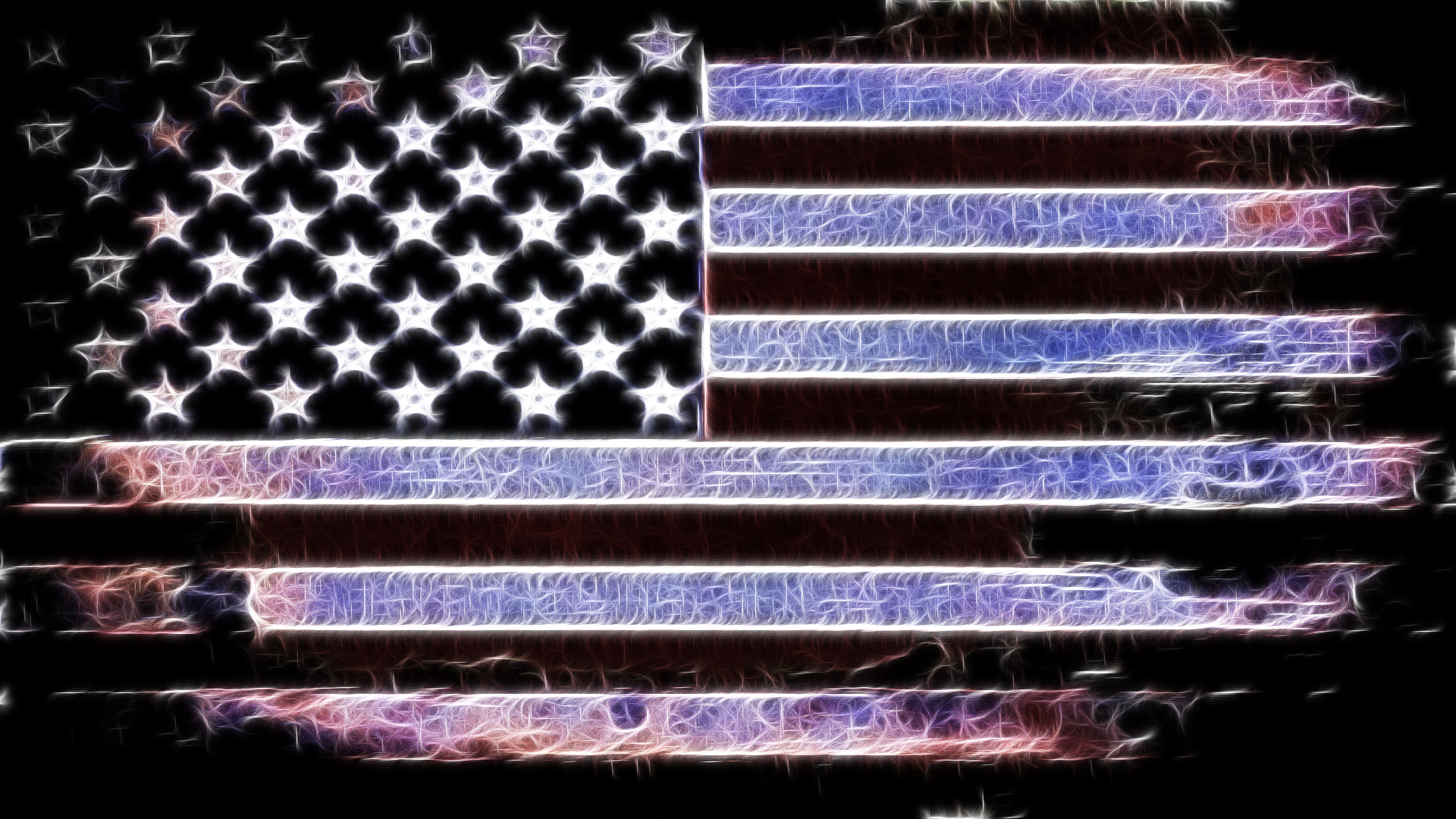 american wallpaper fractalius flag images 1920x1080