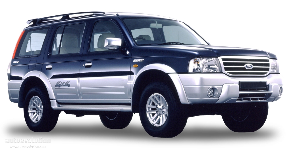FORD Everest specs   2003 2004 2005 2006 2007 1024x537