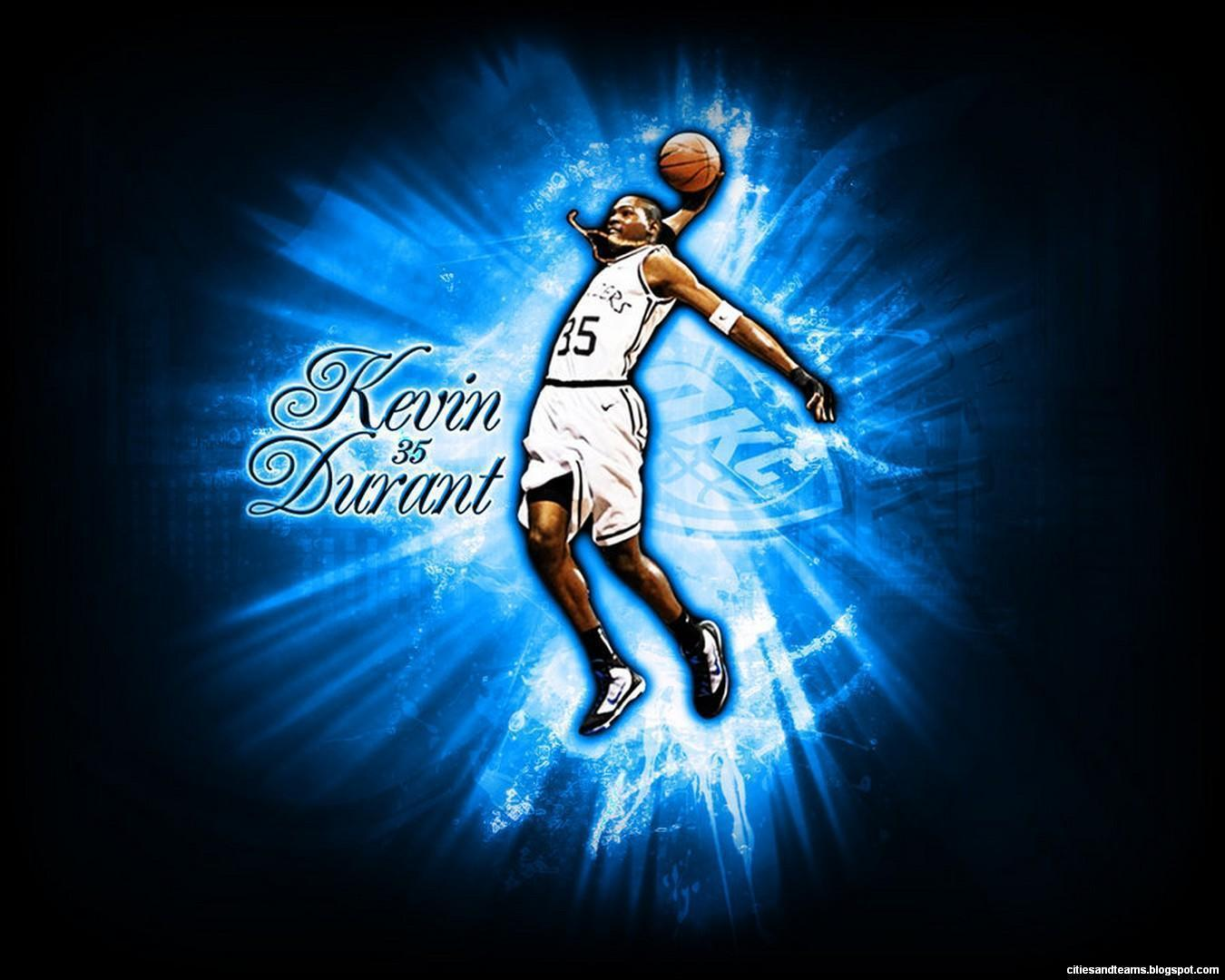 Kevin Durant Wallpapers HD 2017 1350x1080