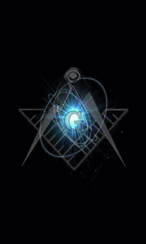 Freemason Live Wallpaper HD for iPhone 480x800