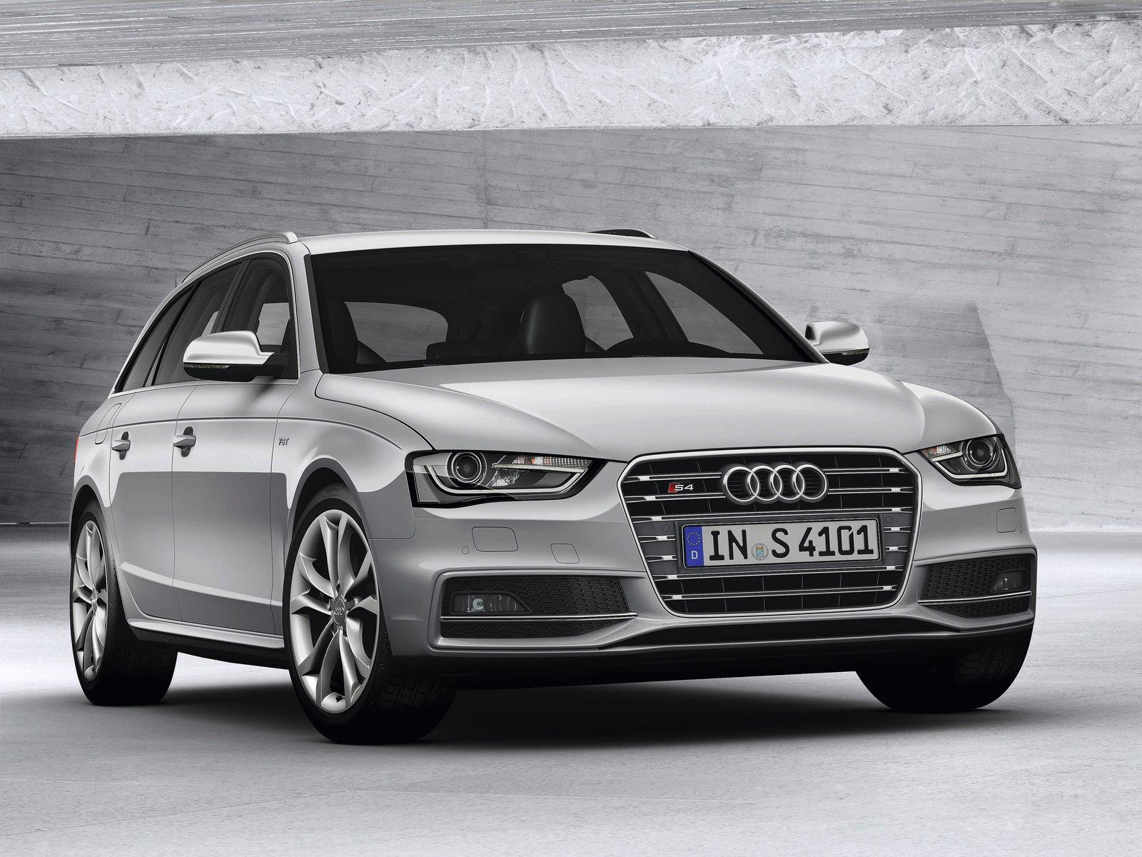 Audi S4 wallpaper HD 1600x1200