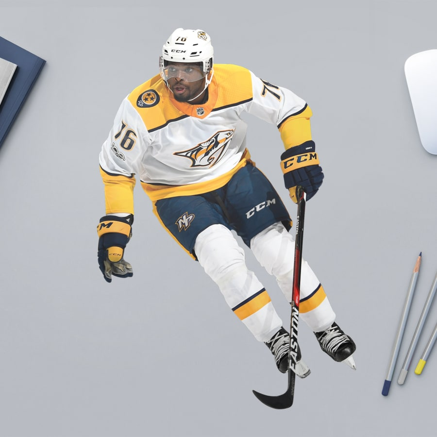 PK Subban   Large Officially Licensed NHL Removable Wall Decal 900x900