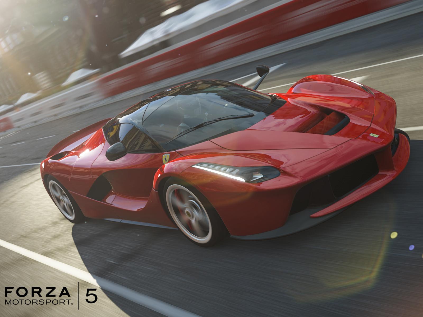 Forza Motorsport 5 HD wallpaper 1 2 1600x1200