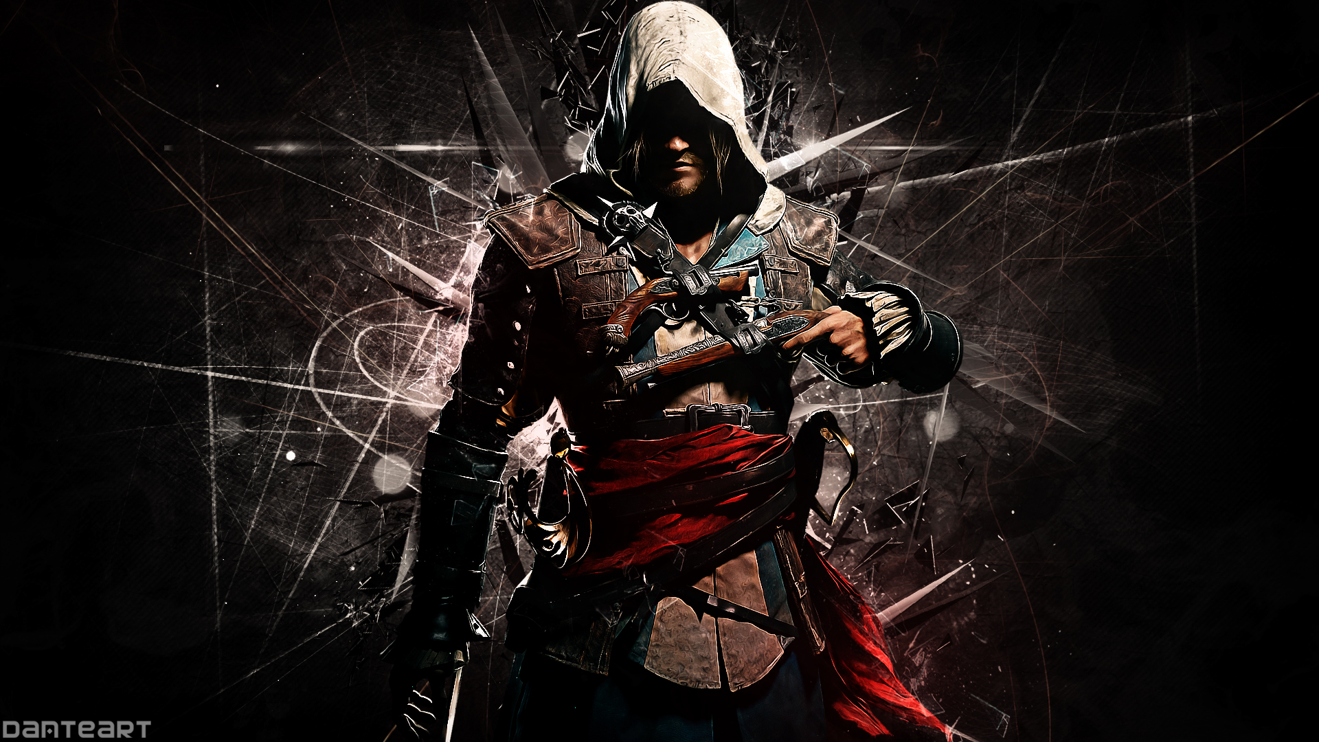 Free Download Assassins Creed Black Flag Wallpapers 1920x1080
