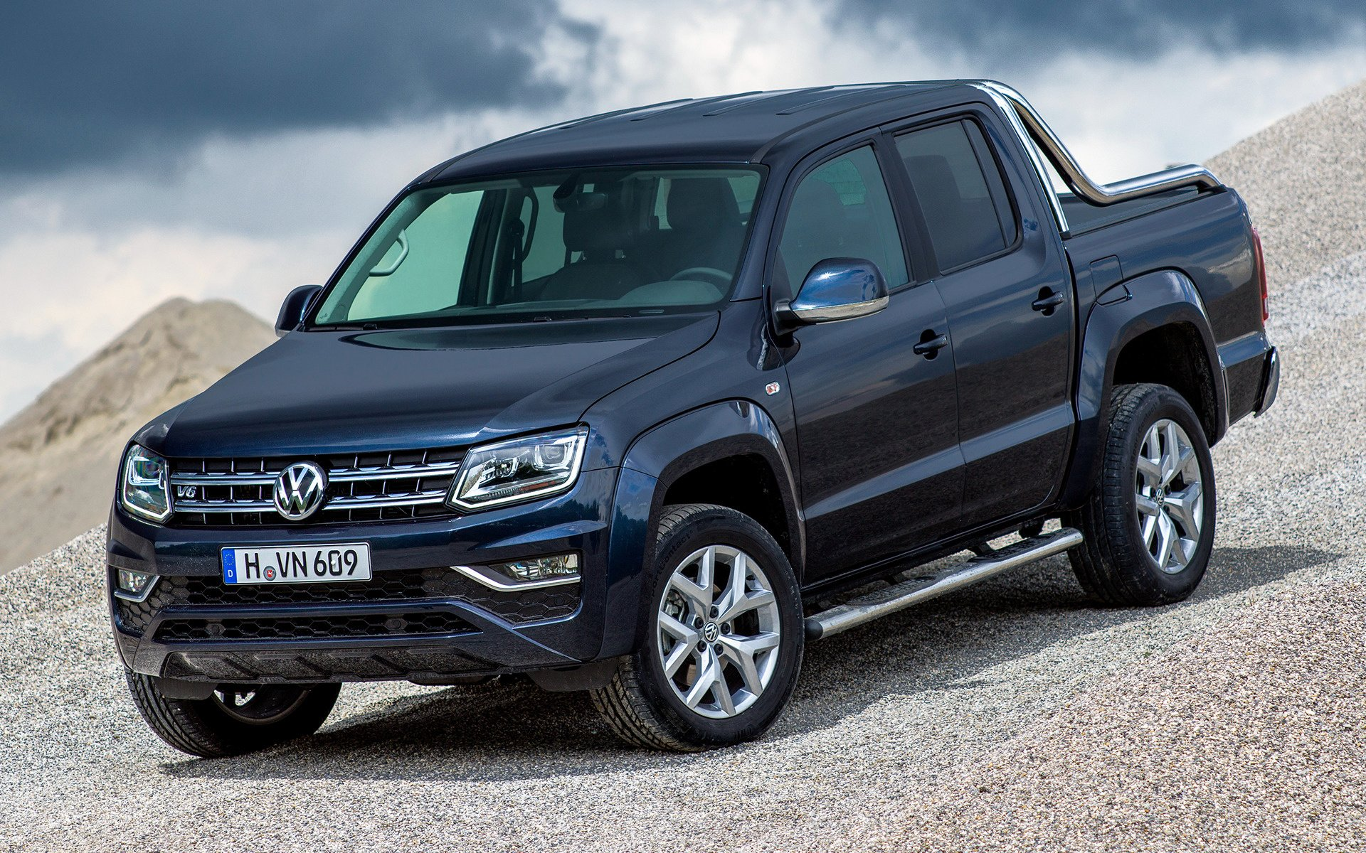2016 Volkswagen Amarok Double Cab   Wallpapers and HD Images Car 1920x1200