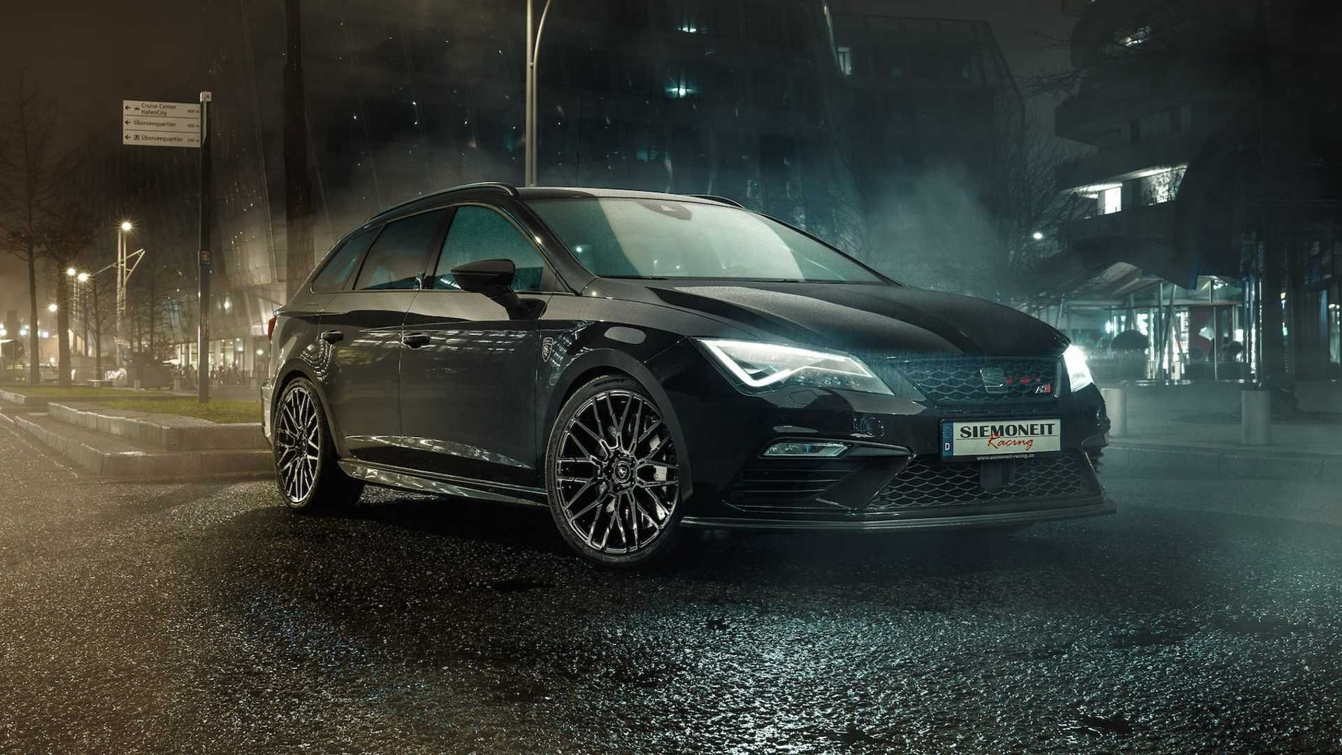 Tuners SEAT Leon Cupra ST makes big power 1920x1080