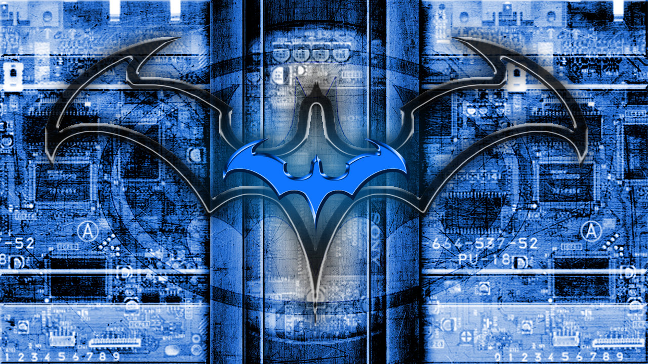 Nightwing Wallpaper For Smartphones by houssamica 1280x720