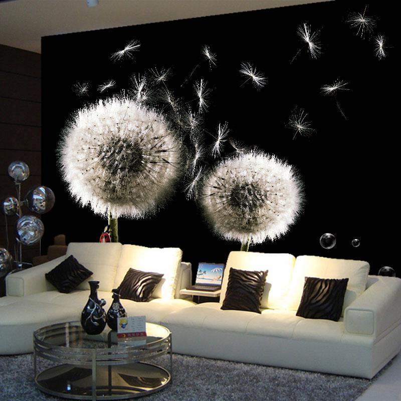 Wallpaper Black Dandelion Buy Popular Wallpaper Black Dandelion 800x800
