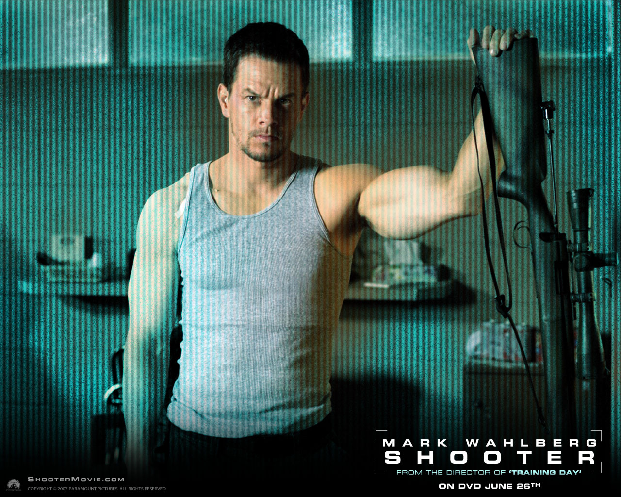 shooter   Mark Wahlberg Wallpaper 250368 1280x1024