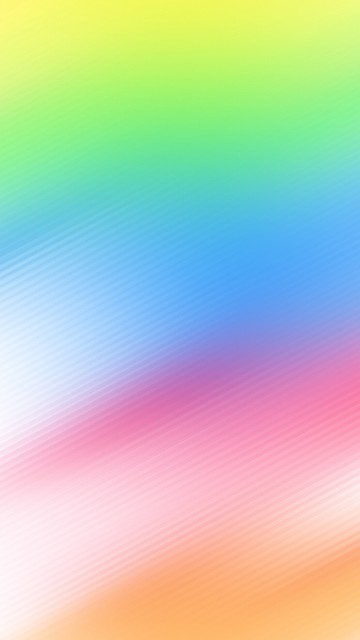 Colorful iOS 8 Stock Android Wallpaper download 360x640