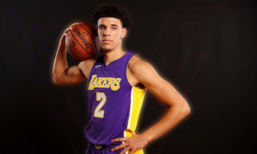 Los Angeles Lakers Rumors NBA Playmaker Lonzo Ball could. ← Lonzo Ball Wallpaper