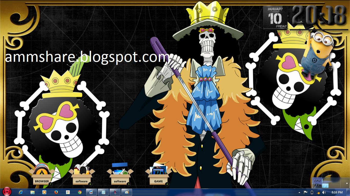 One Piece Wallpaper New World - WallpaperSafari