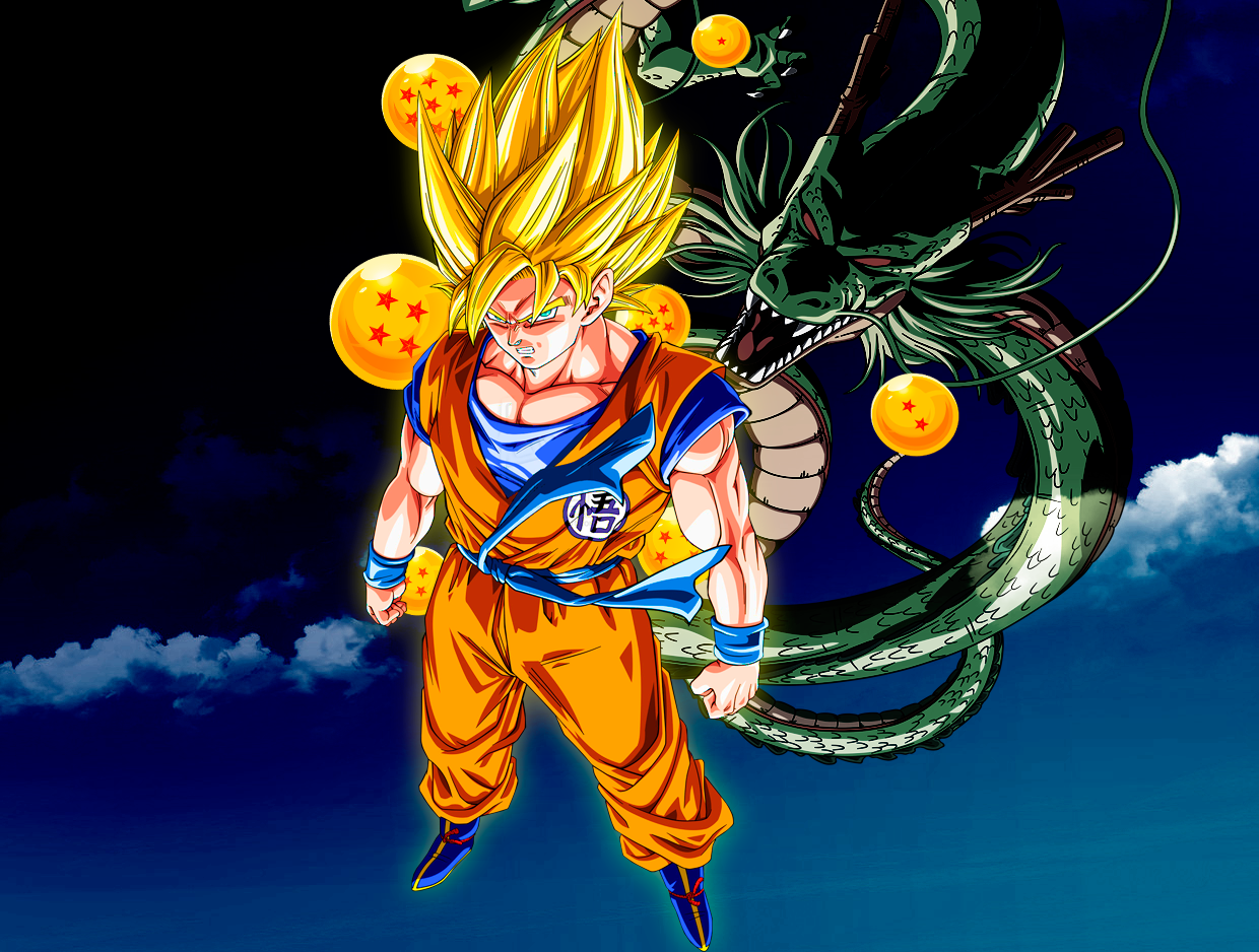 Goku Wallpaper IPad IPhone vicvaporcom Wallpaper Anime 75615 1240x938
