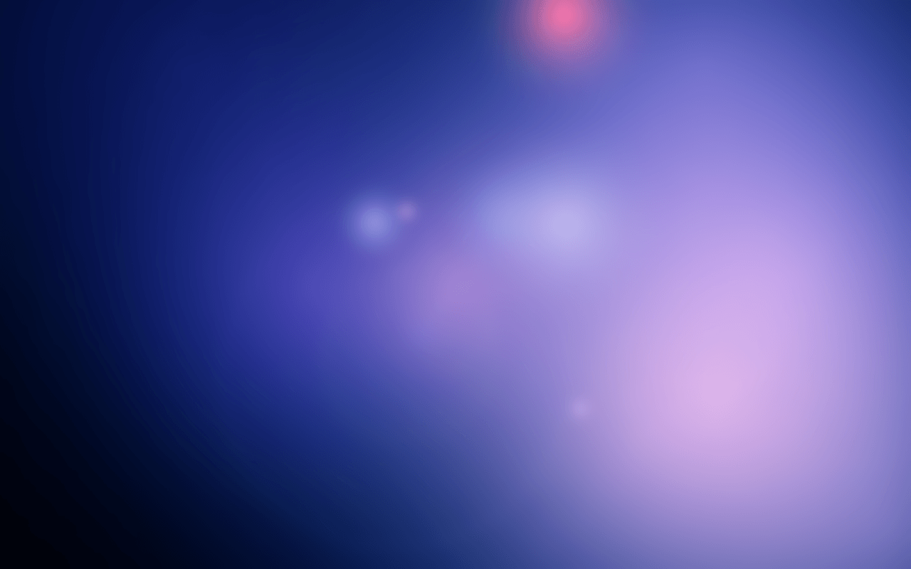 Ubuntu Blue Wallpapers 1280x800