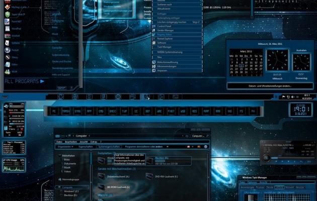 49+] Free Windows 7 Wallpaper Themes on WallpaperSafari