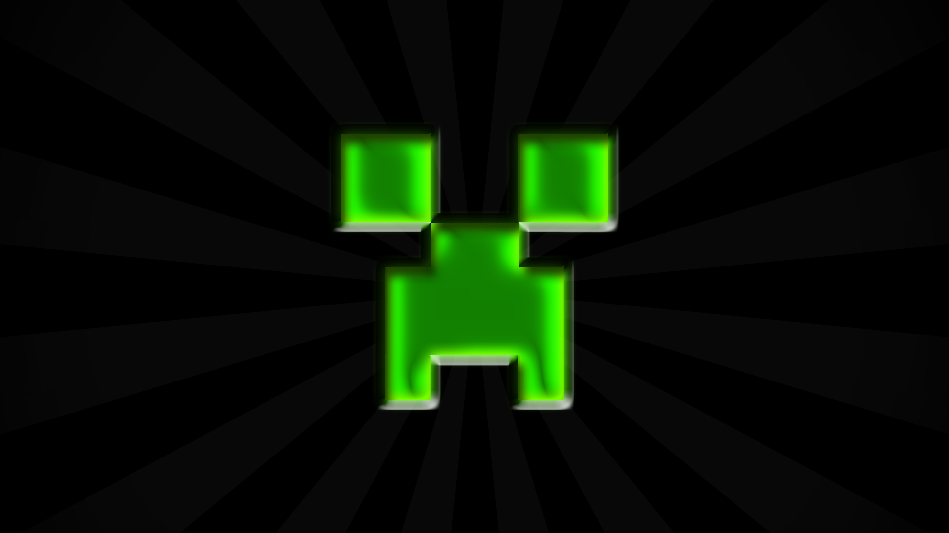 Minecraft Creeper Wallpaper 1920x1080 Images Pictures   Becuo 1920x1080