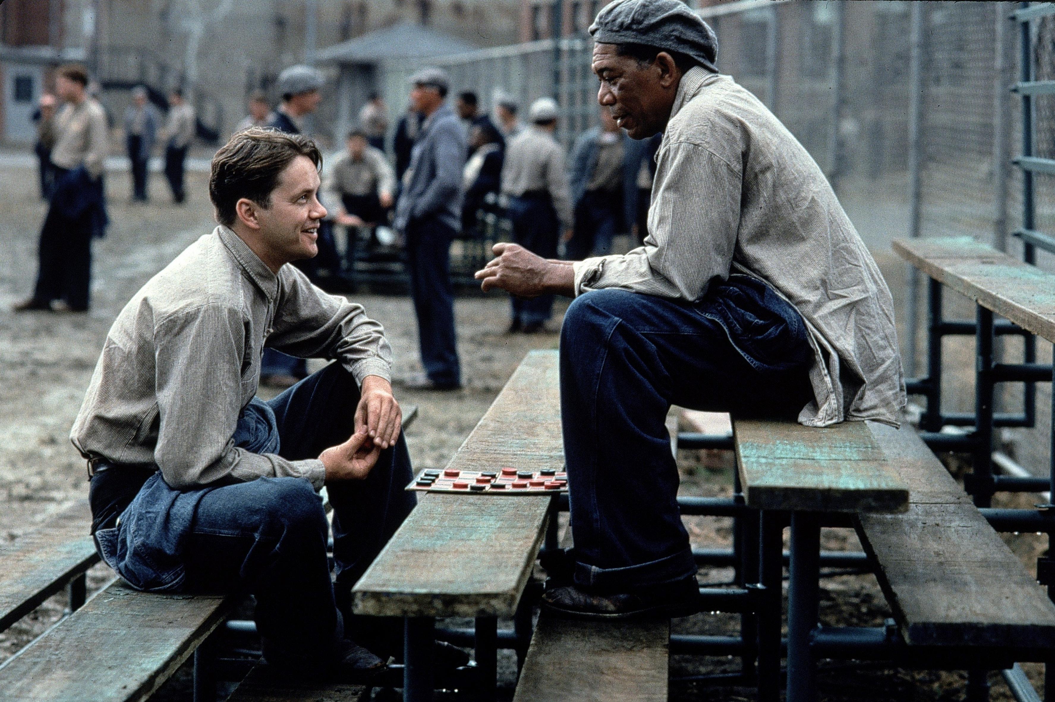 The Shawshank Redemption Wallpaper 2   3550 X 2363 stmednet 3550x2363
