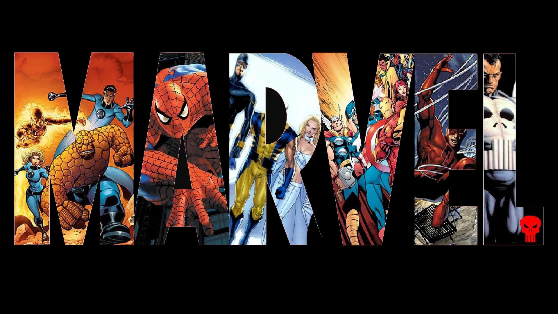 Eniyi10 Marvel Kahraman 1920x1080