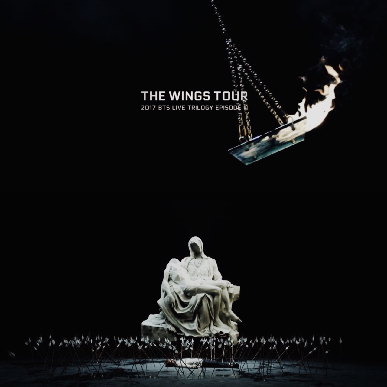 BTS images The Wings Tour Trailer HD wallpaper and background 1280x1280