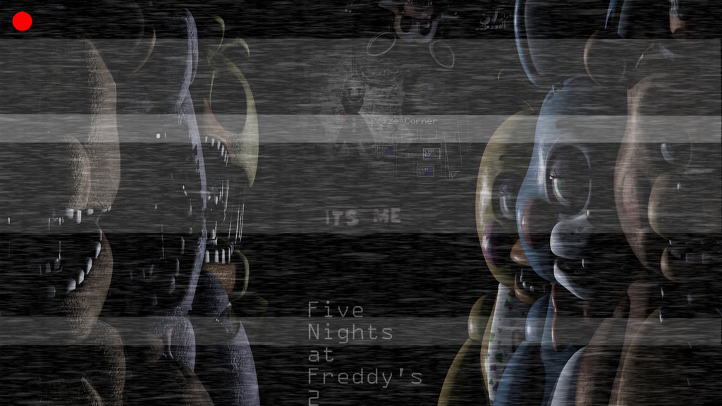 FNAF 2 wallpaper 1 by ScarsToupe 1024x576