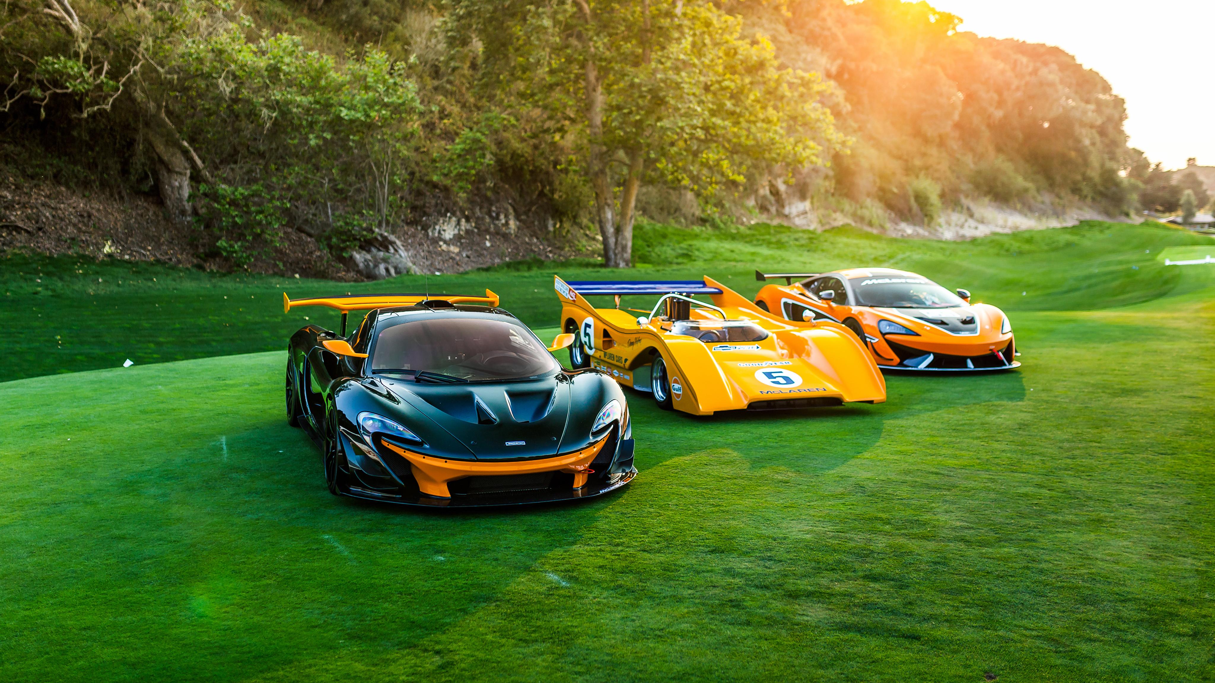 McLaren P1 GTR Sports cars 4K Wallpaper HD Car Wallpapers ID 9142 4096x2304