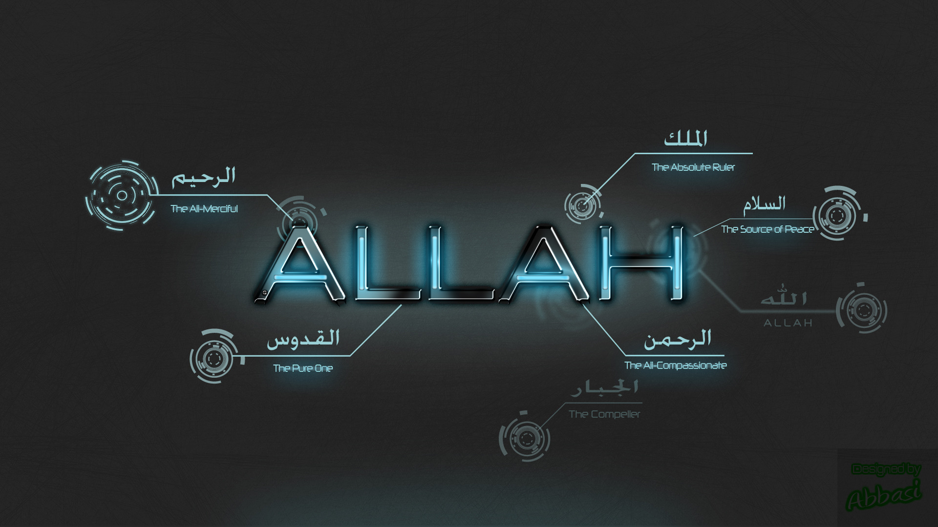Allah wallpaper   1069807 1920x1080