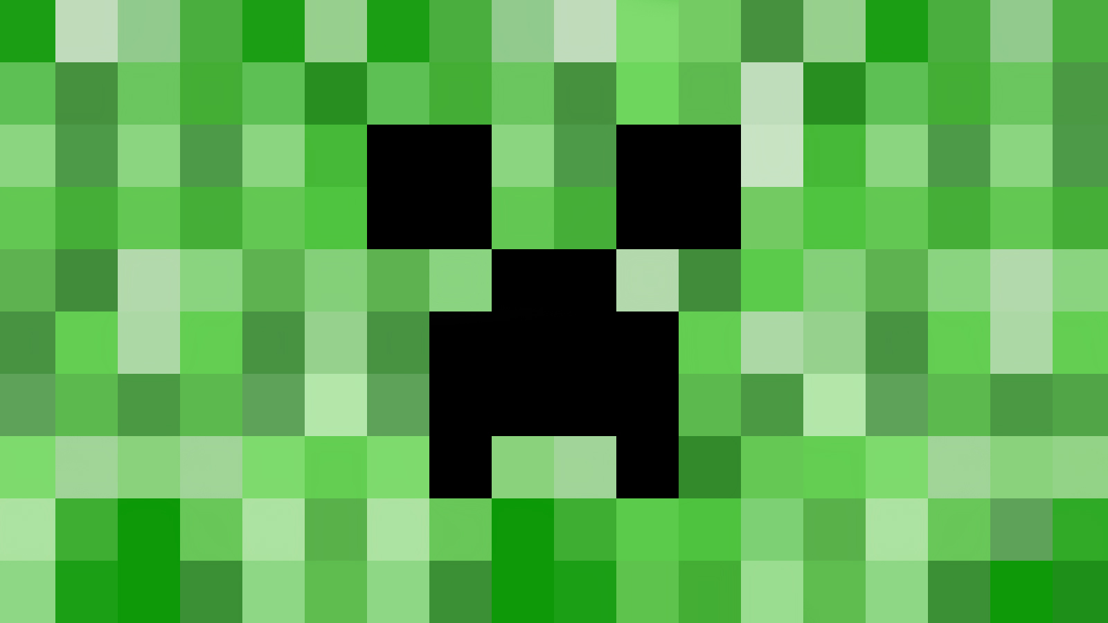 minecraft creeper papercraft printable template Create your own 1600x900