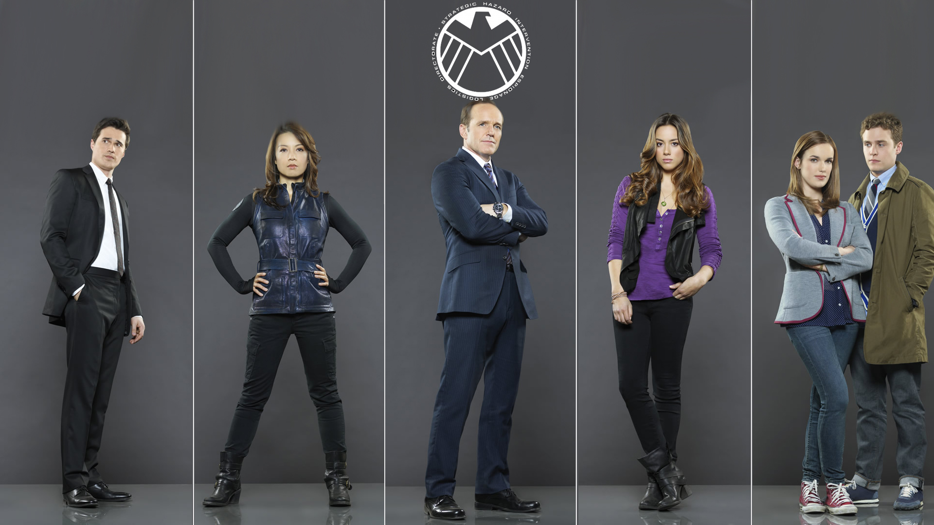 Agents of SHIELD Cast   Wallpaper High Definition High Quality 1920x1080