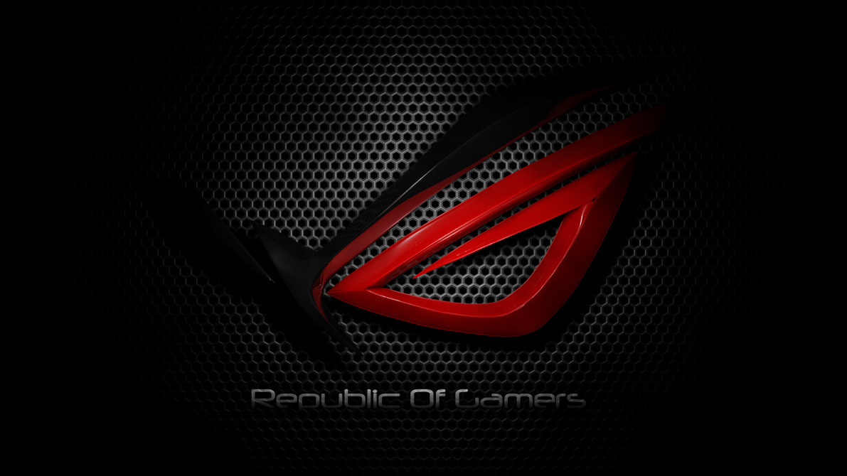 Republic Of Gamers Wallpaper by NeoprodFX 1191x670