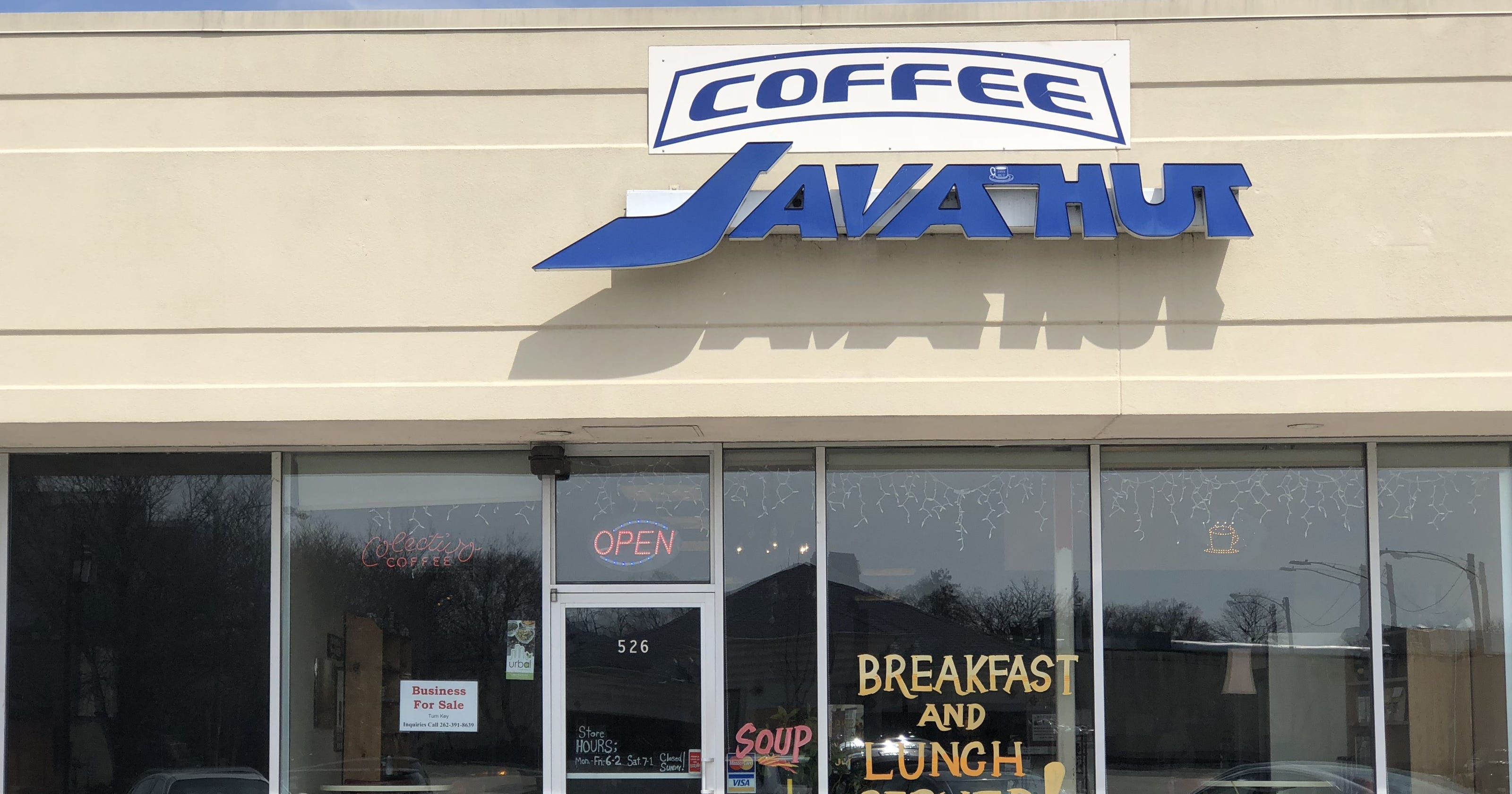 New owner takes over Java Hut coffee shop in Oconomowoc 3200x1680
