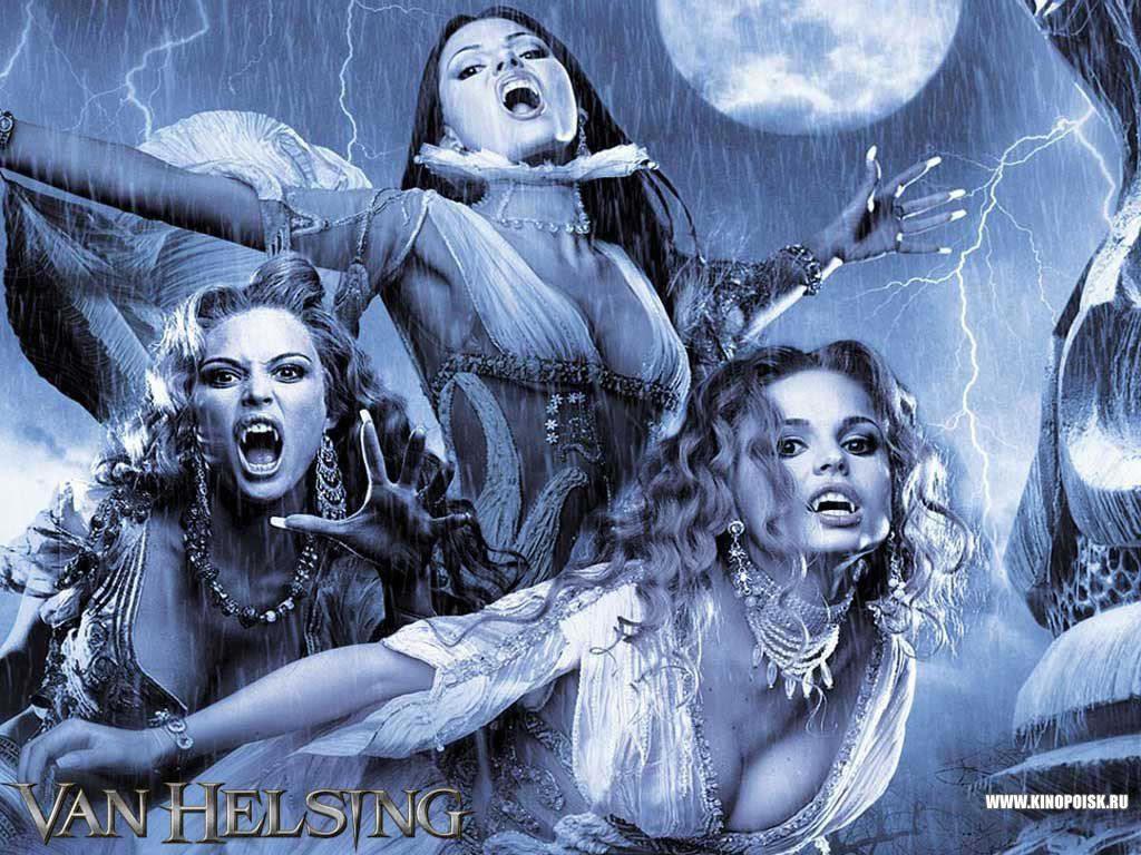Van Helsing   Horror Movies Wallpaper 7085540 1024x768