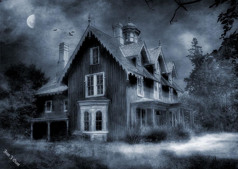 Fran J Scott Gothic House gothic wallpapers 900x639