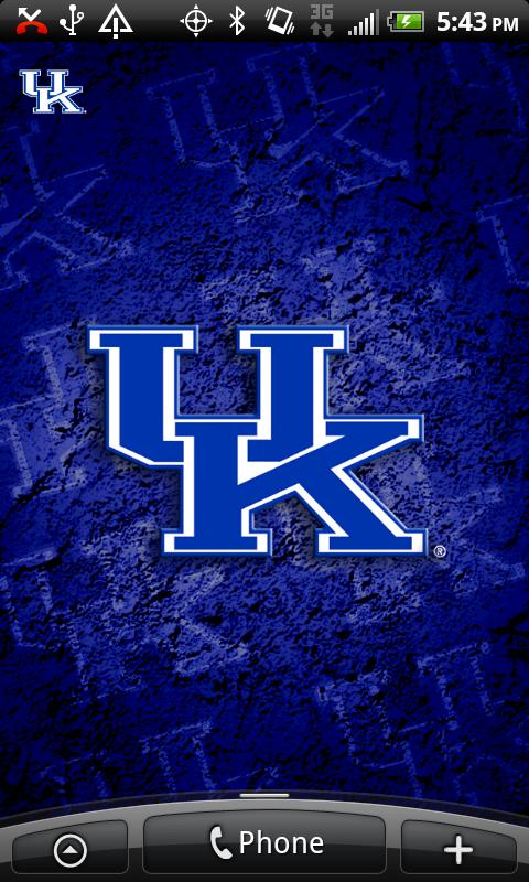 Kentucky Revolving Wallpaper   Android Apps and Tests   AndroidPIT 480x800