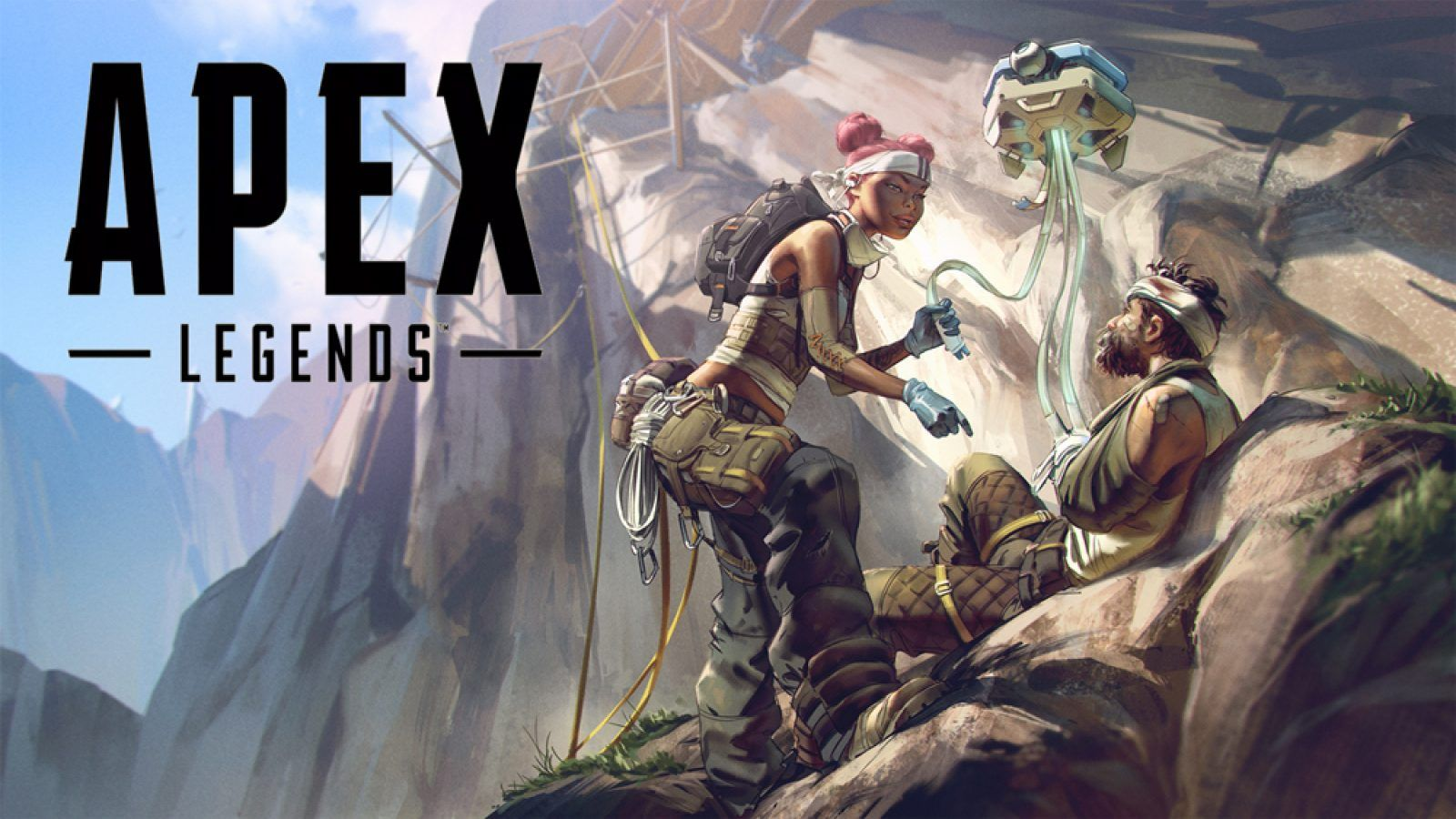 Apex Legends Game Wallpaper 67033 1600x900px 1600x900