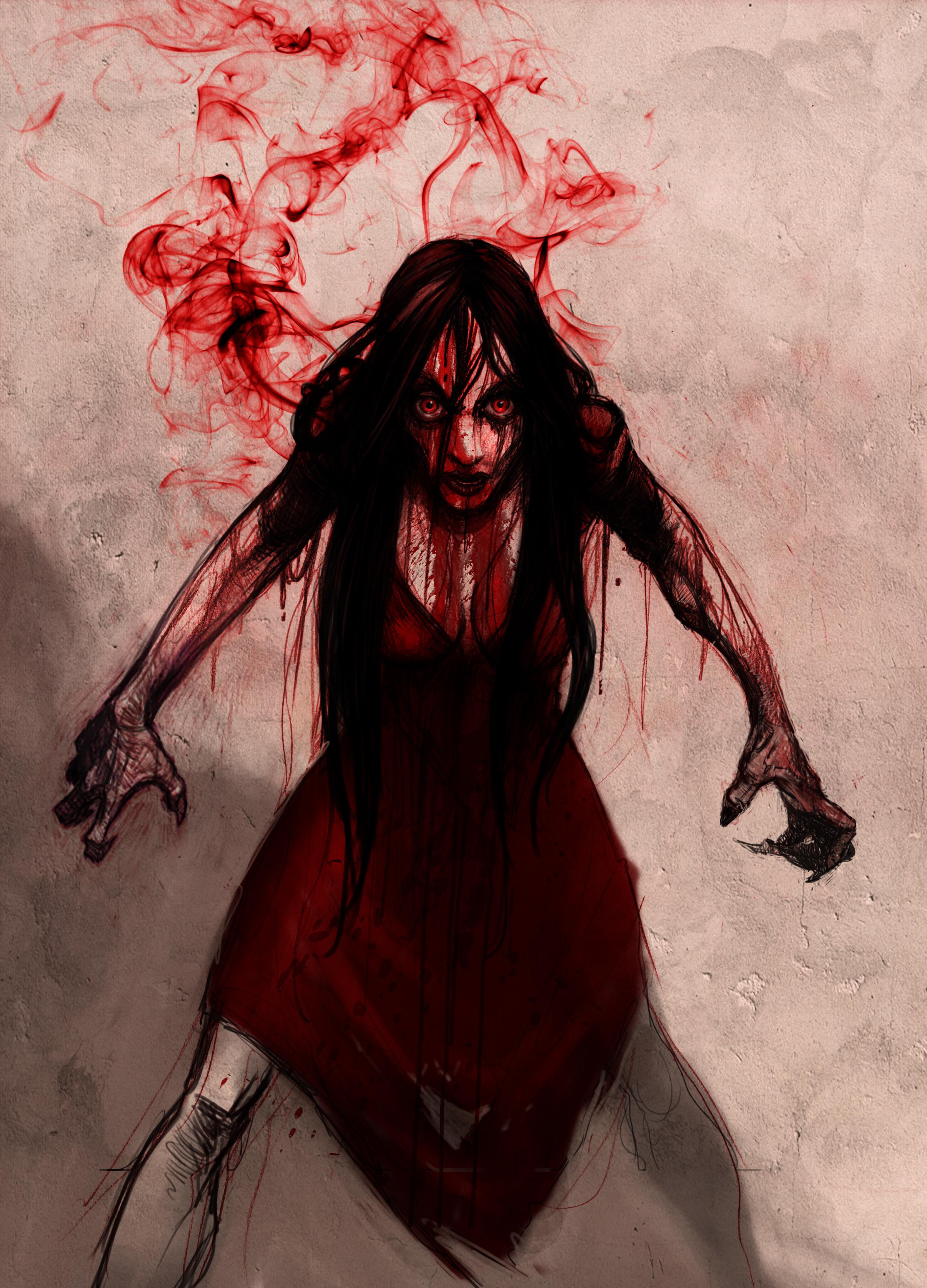 Dama de vermelho - 3 2