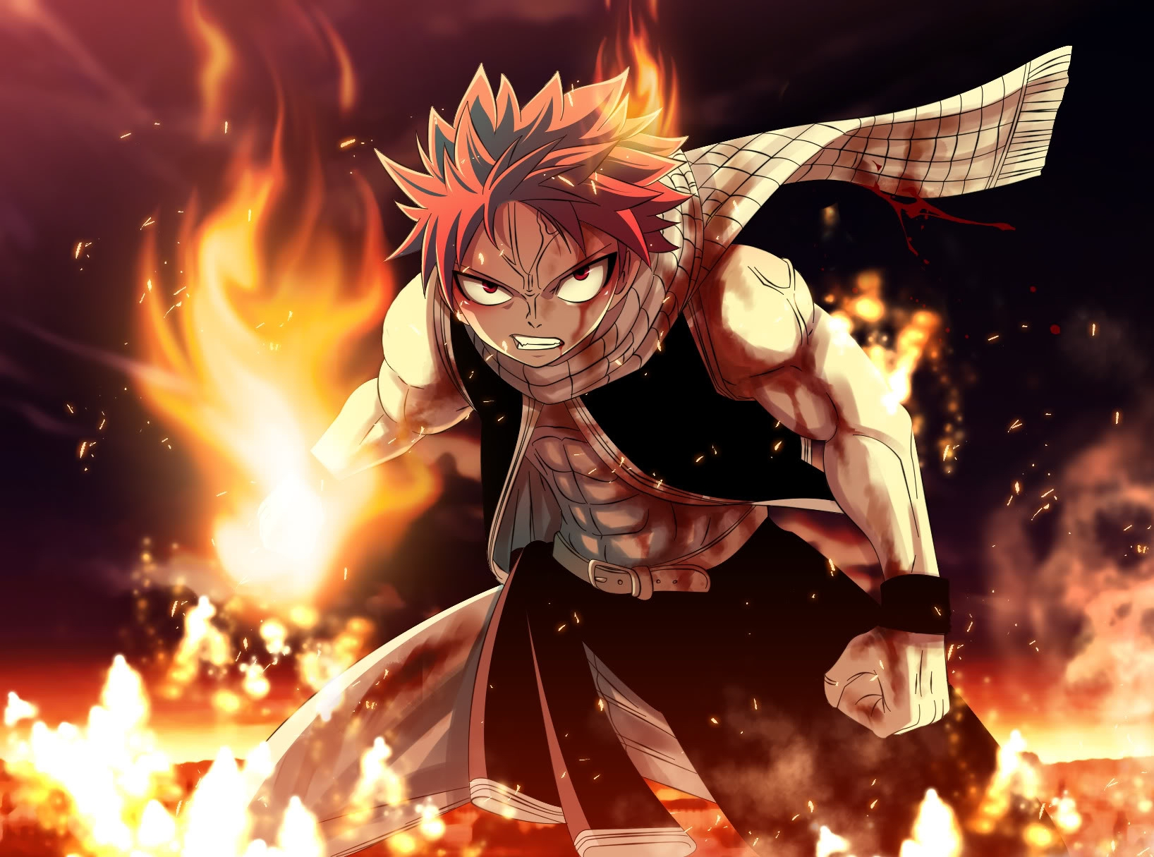 197 Fairy Tail HD Wallpapers Backgrounds 1636x1215