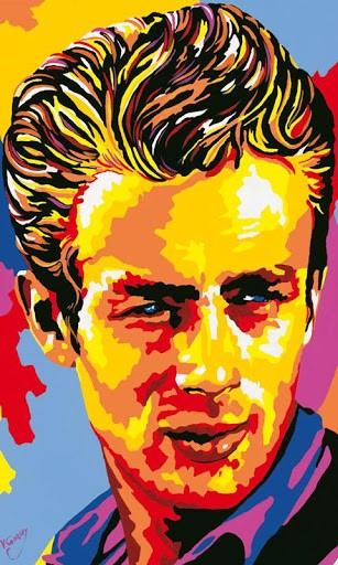 grande   Captura de pantalla de Andy Warhol HD Wallpapers para Android 307x512