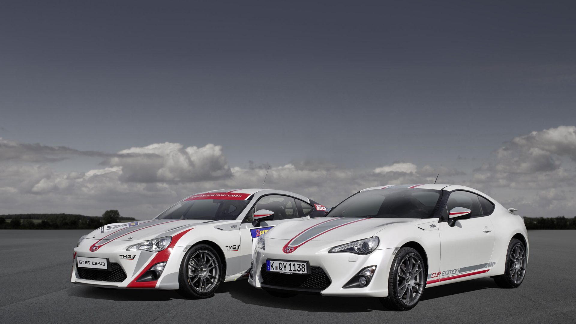 Toyota GT 86 Cup Edition 2014 Wallpapers   HD 1920x1080