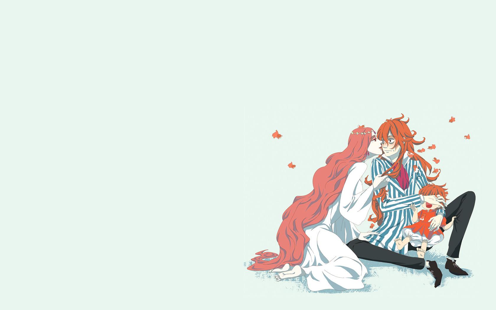 ponyo studio ghibli HD Wallpaper   Anime Manga 654797 1680x1050