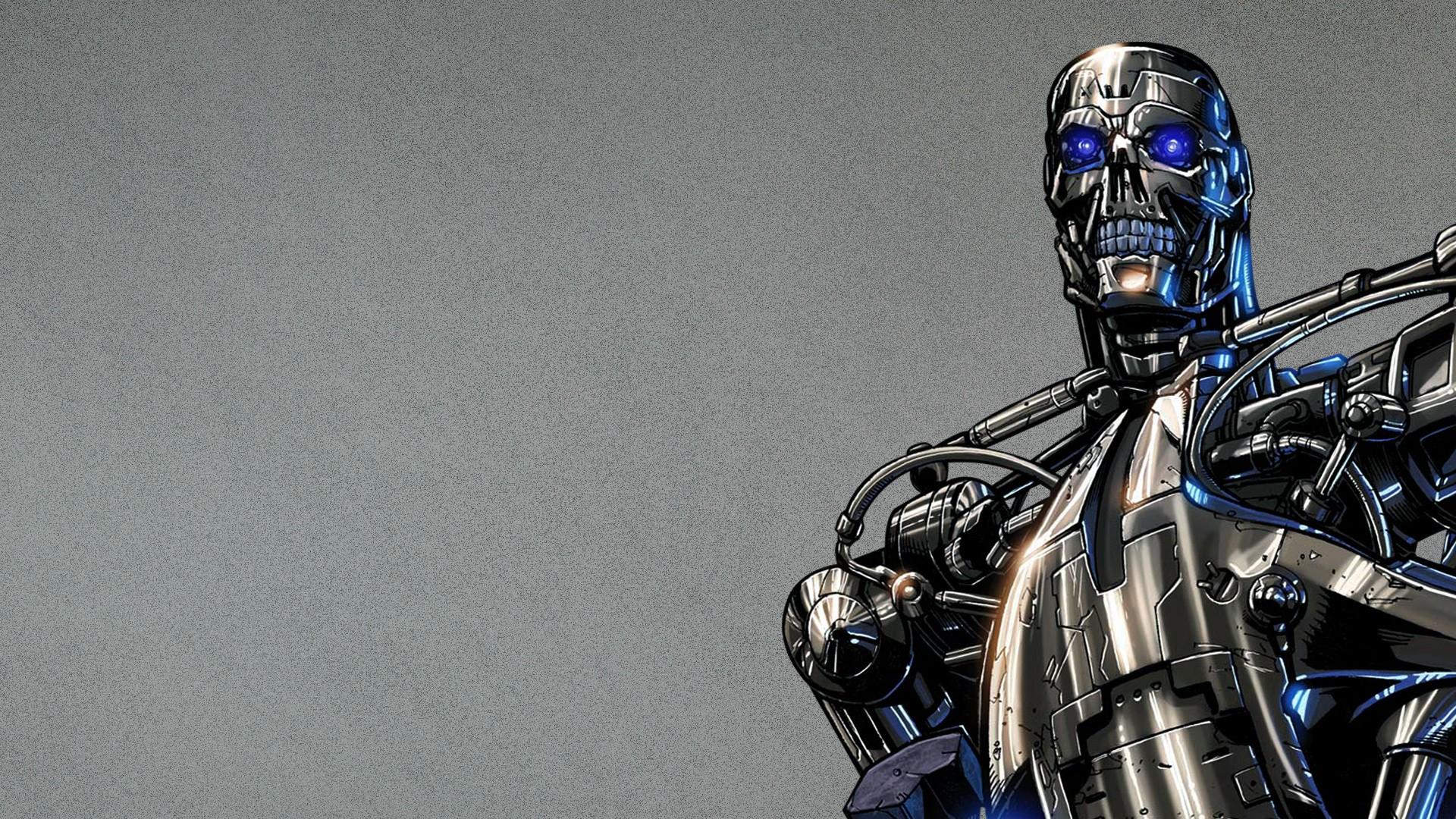 HD Terminator Backgrounds 1920x1080