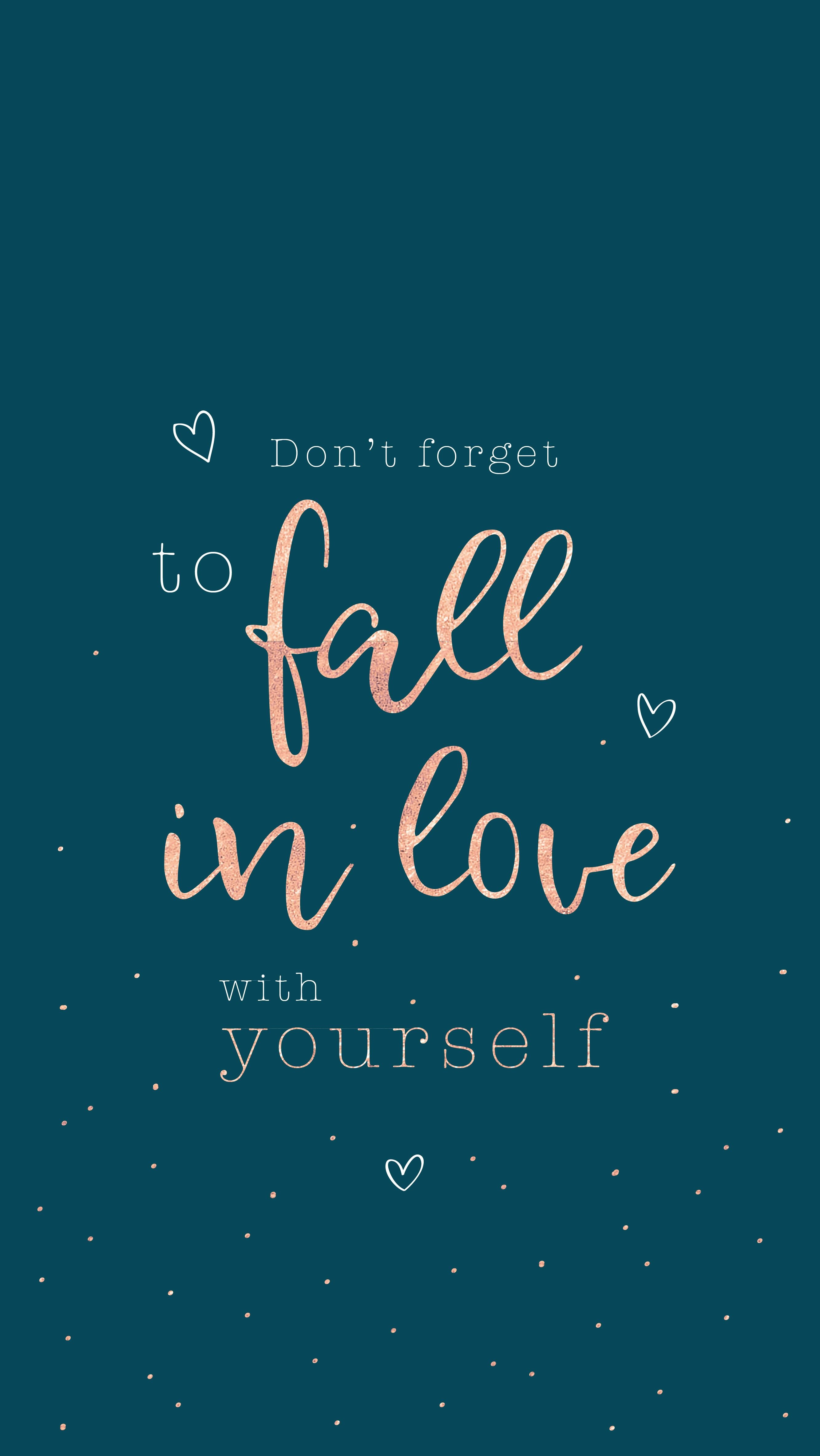 Pin by IM Min on Wallpaper Falling in love quotes Wallpaper 2667x4733