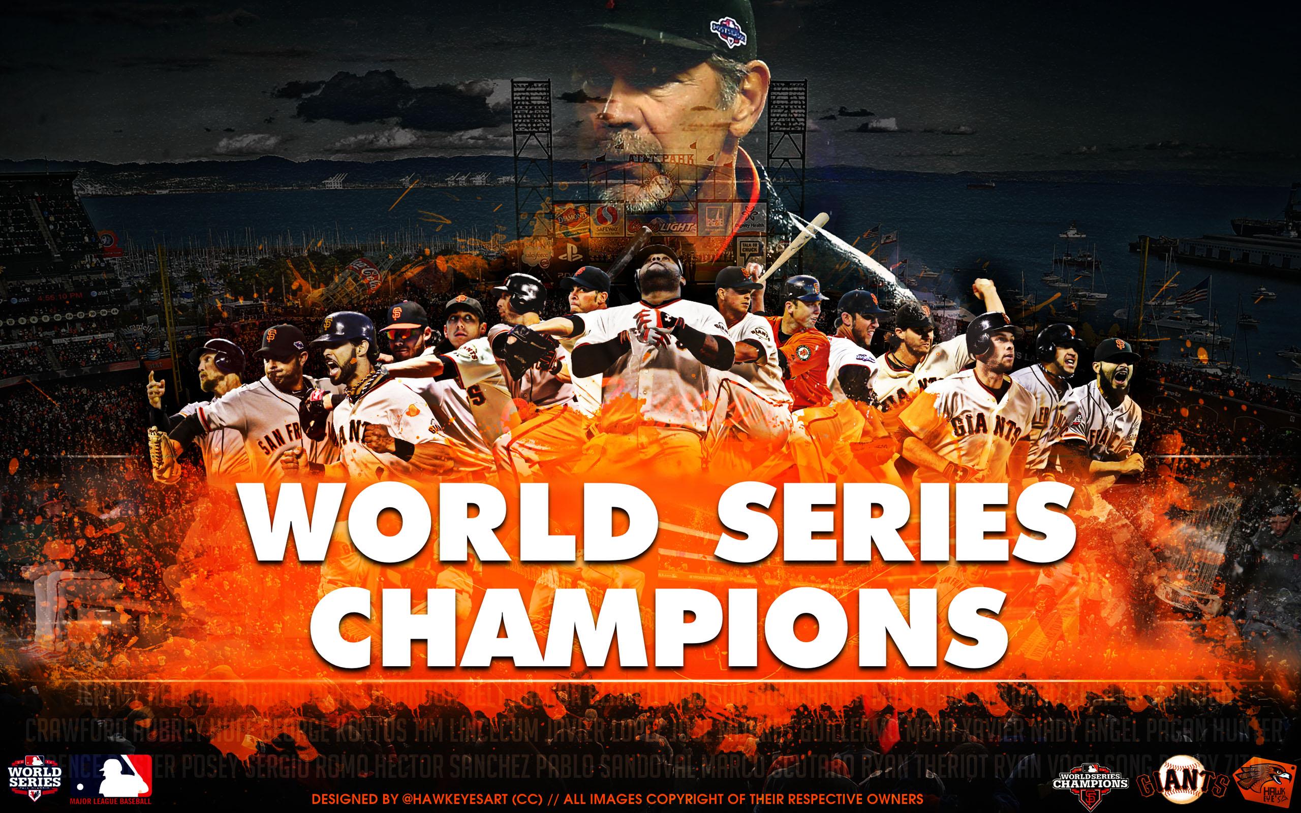 SAN FRANCISCO GIANTS mlb baseball 32 wallpaper 2560x1600