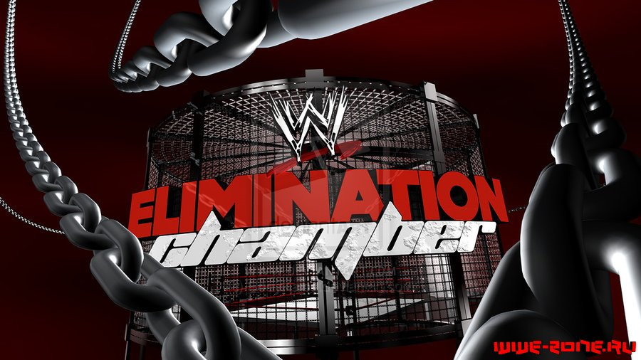 All Wallpapers WWE Elimination Chamber Poster 2013 900x506