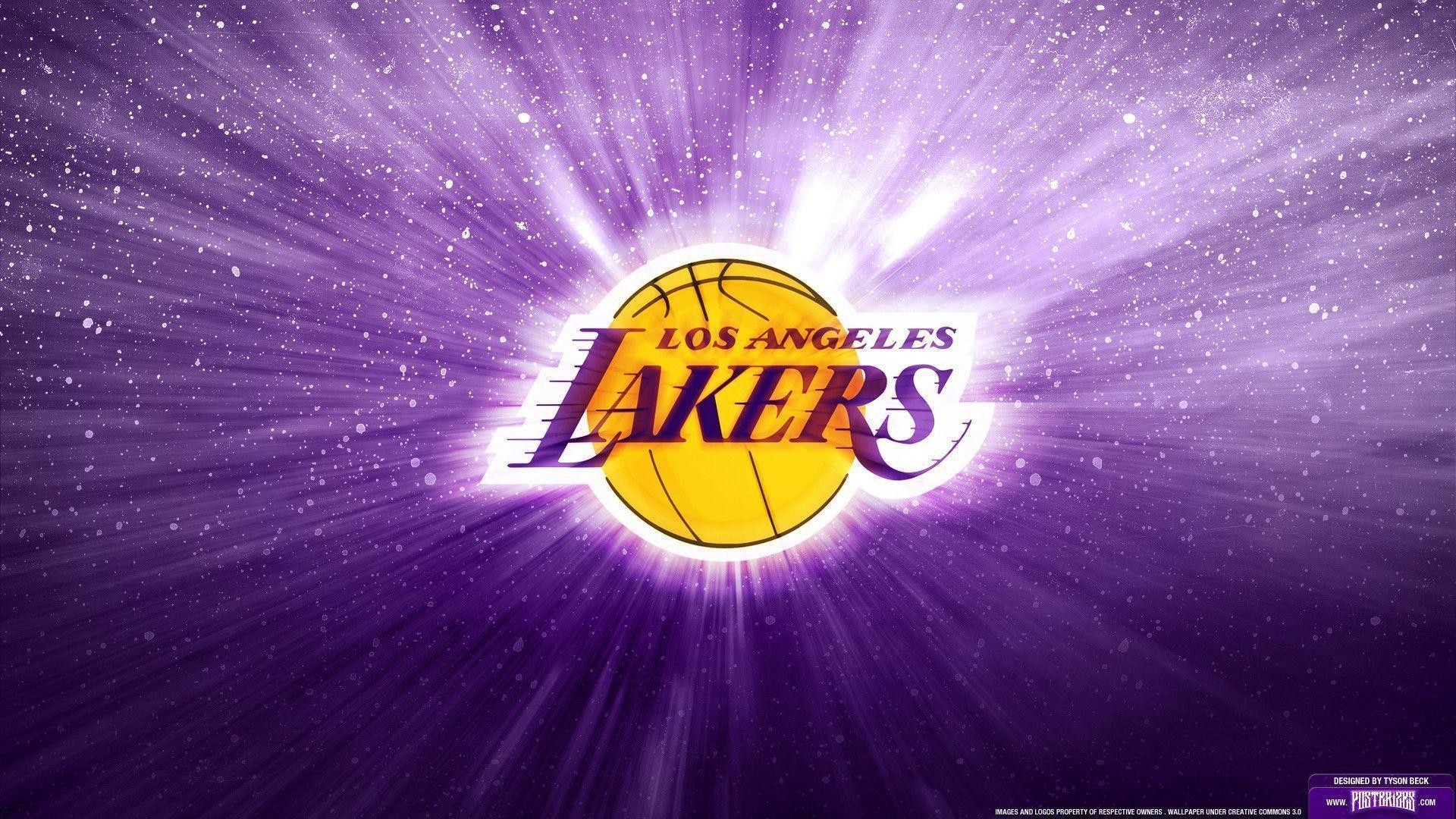 70 Lakers Logo Wallpapers on WallpaperPlay 1920x1080