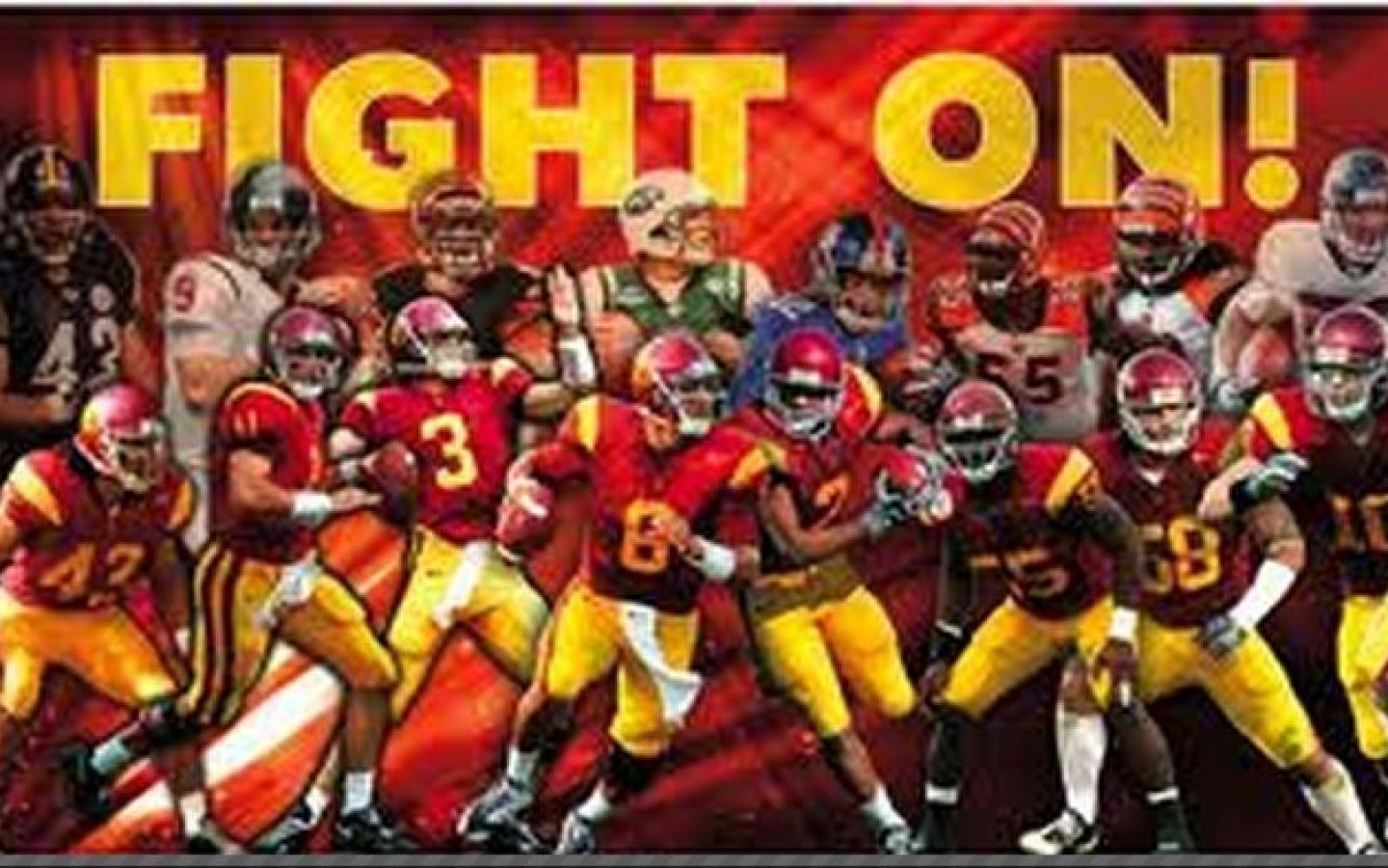 Usc Football Wallpaper Best Wallpaper HD 1440x900