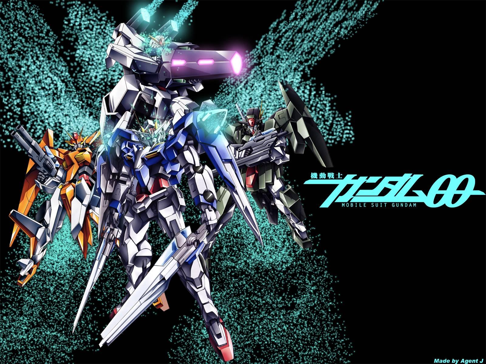 gundam double o season two   Gundam 00 Wallpaper 1600x1200