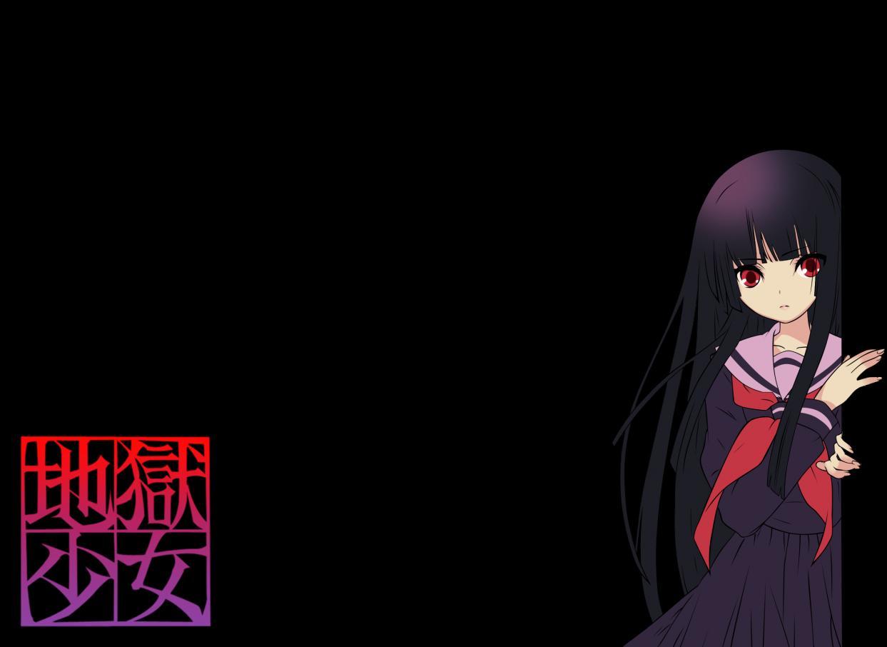 AnimeBlogger93 Hell Girl wallpapers 1243x906