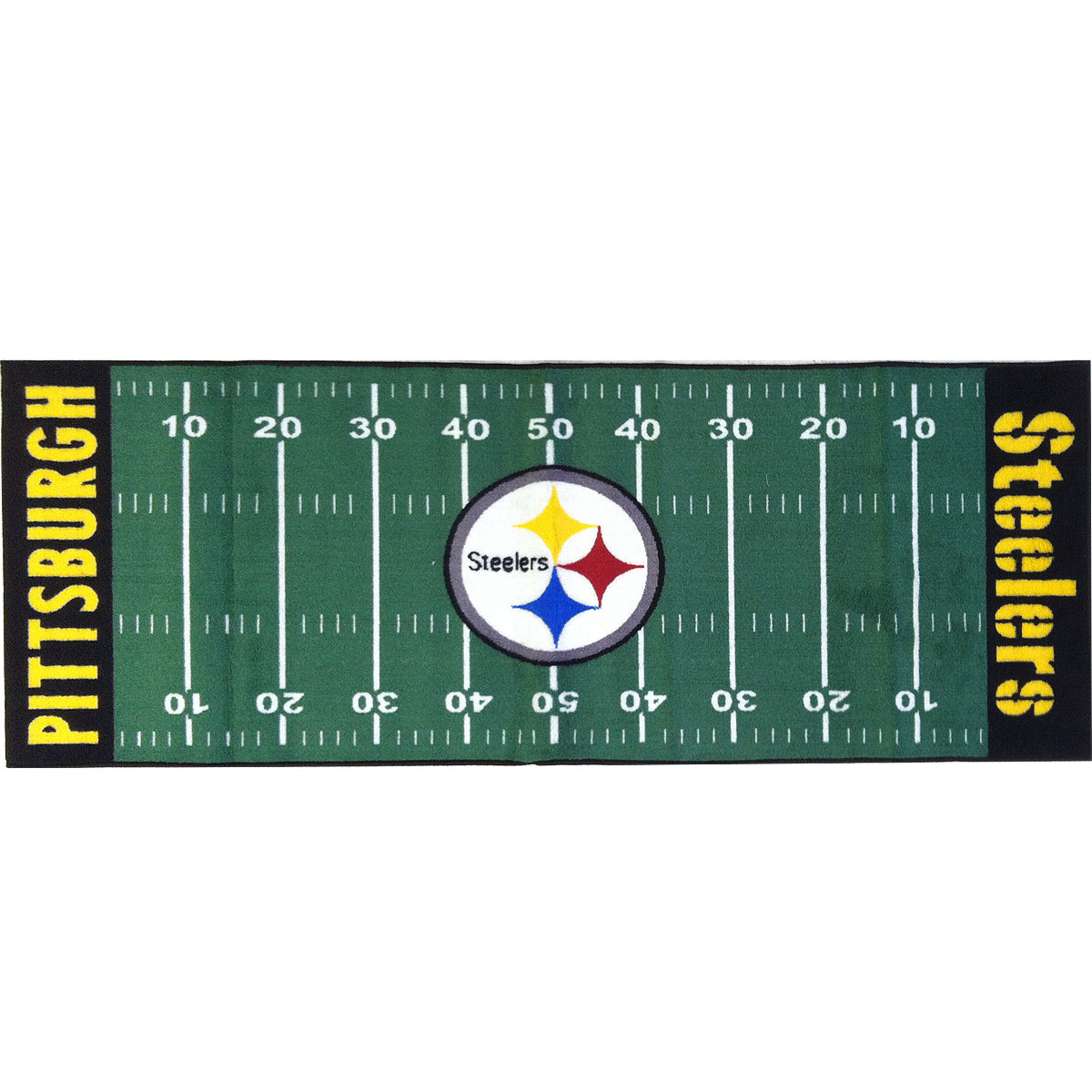 pittsburgh steelers runner rug nfl football accent floor mat our price 1200x1200