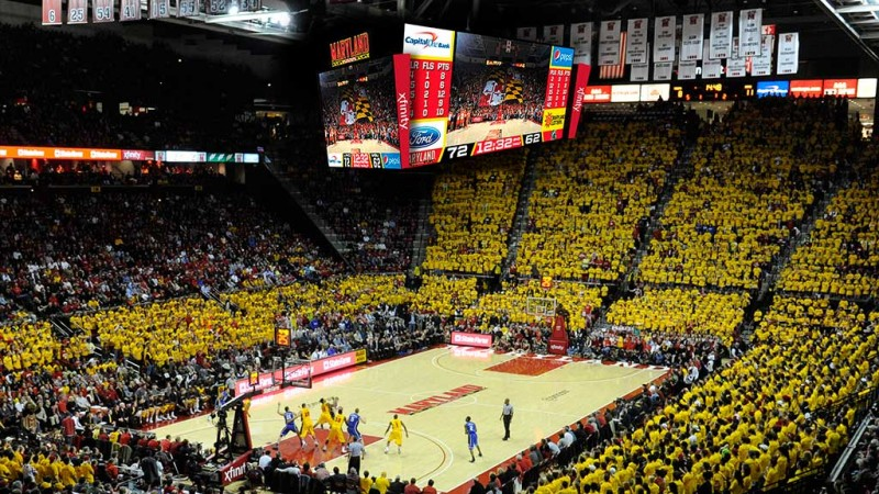 University Of Maryland Official Athletic Site Auto Design Tech 800x450